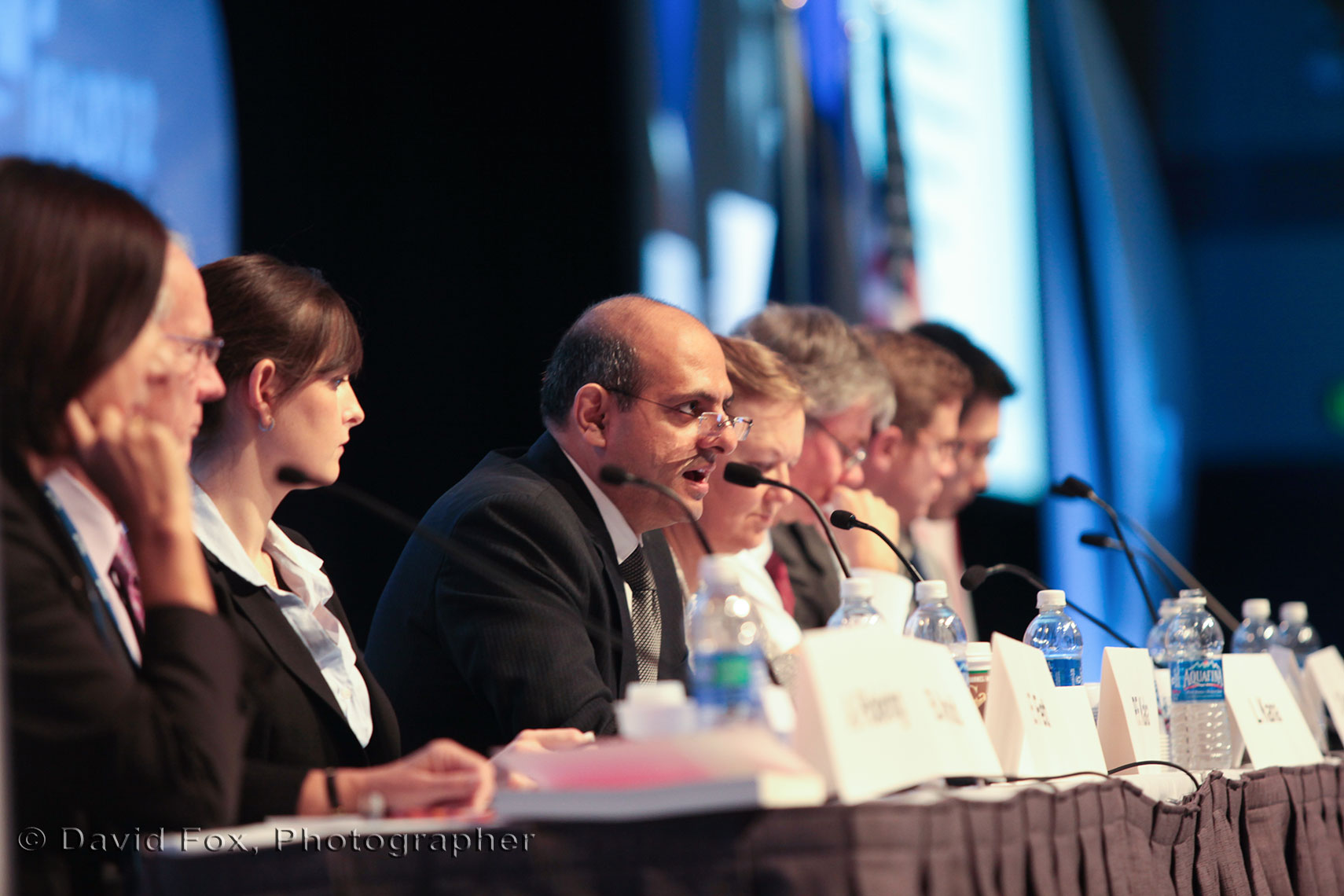 IFA Conference Speaker Panel by David Fox Photographer