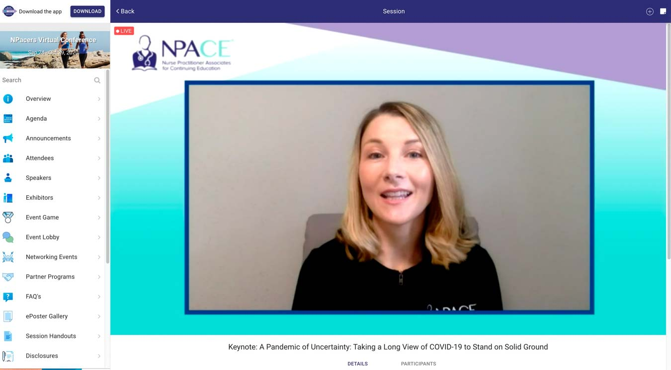 NPACERS Virtual Conference 2020