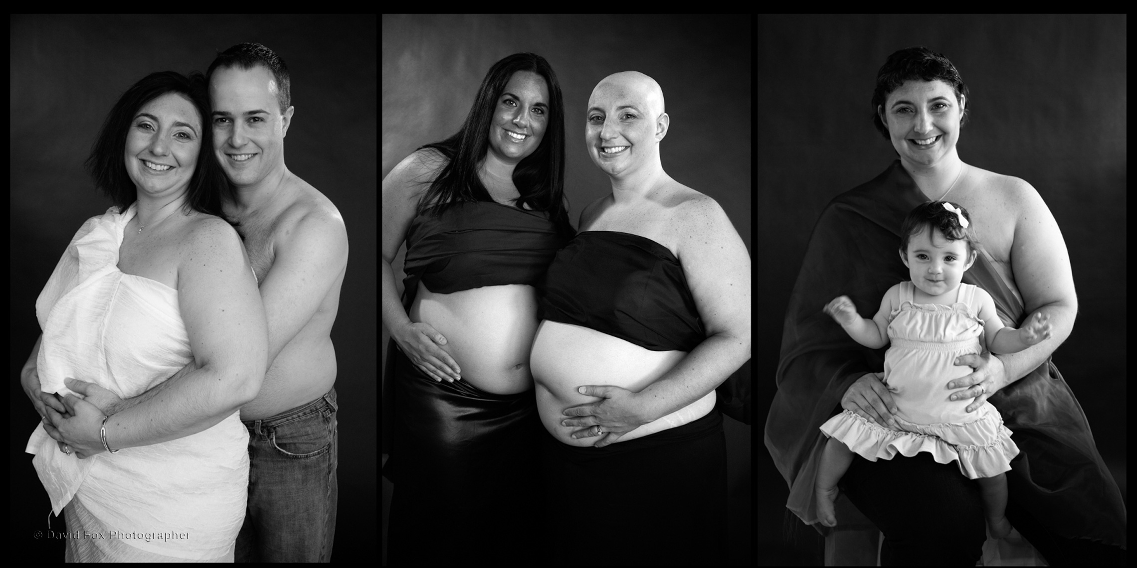Faces of Breast Cancer David Fox Photographer Art BeCAUSE