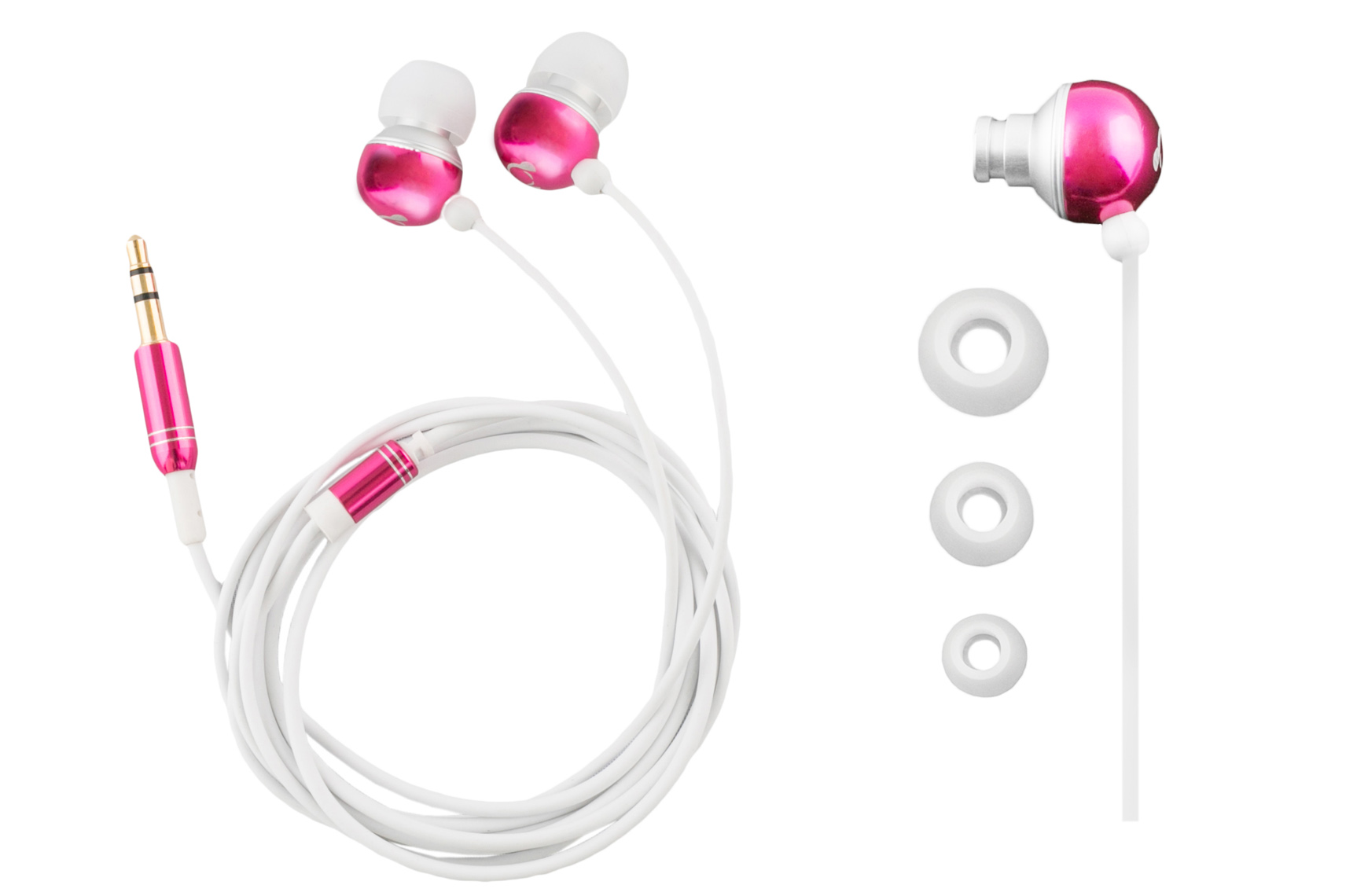 Gear Beat Ear Buds in Pink