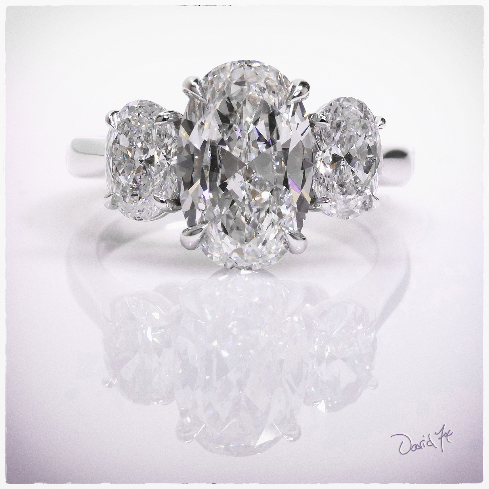 Diamond Wedding Ring Jewelry DePrisco Jewelers of Wellesley MA.