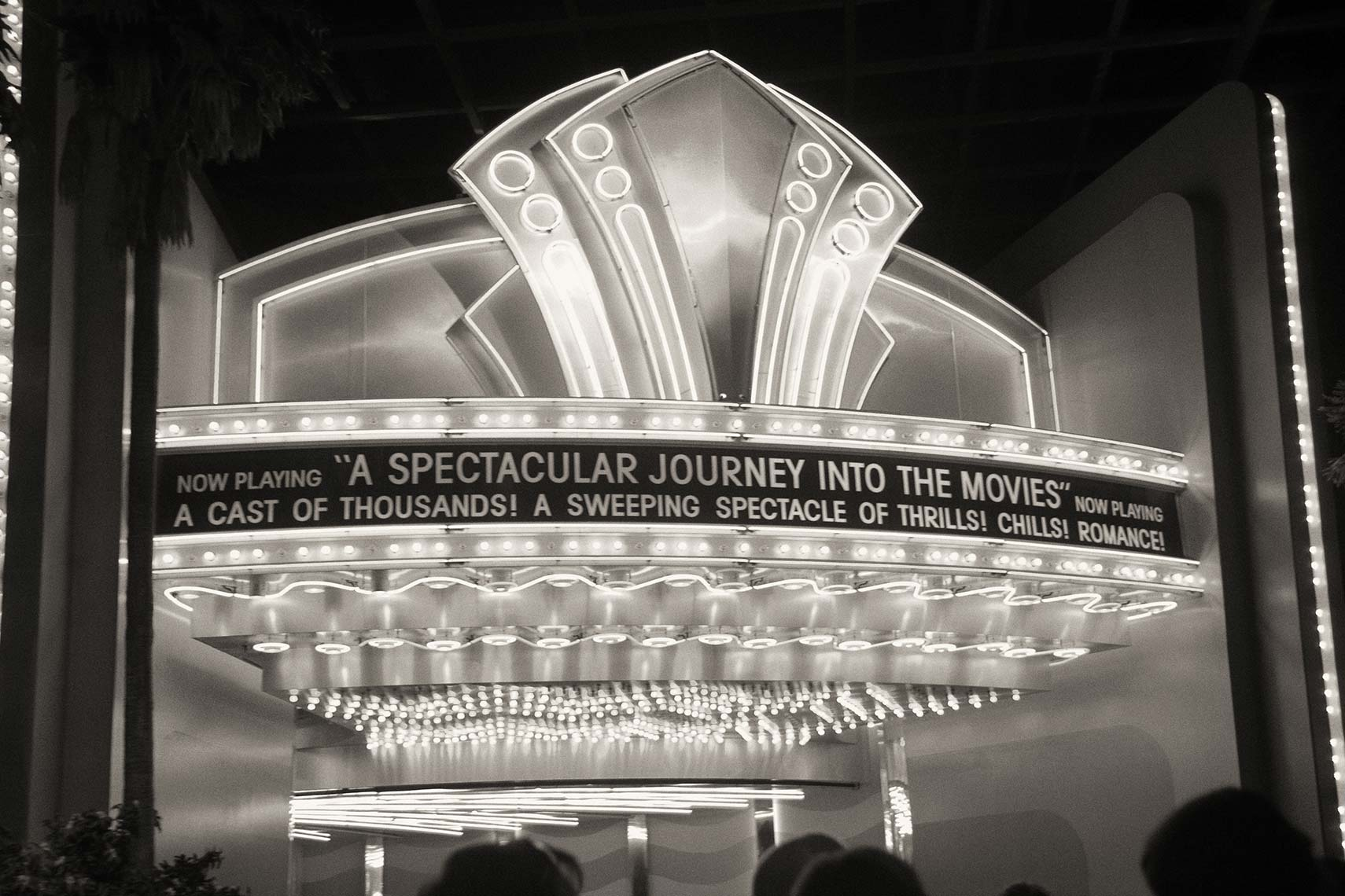 Disney Journey Into the Movies by David Fox Photographer