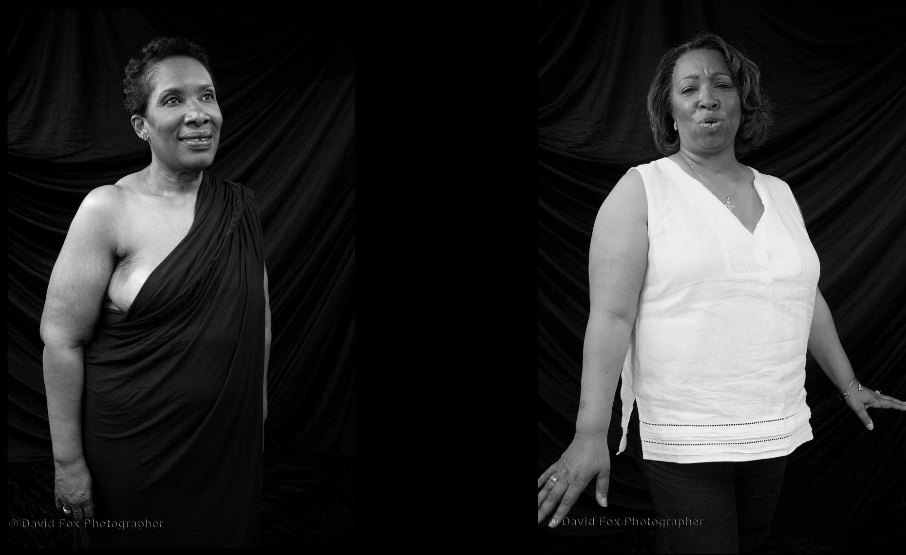 Breast Cancer Survivors  David Fox Photographer ArtBecause