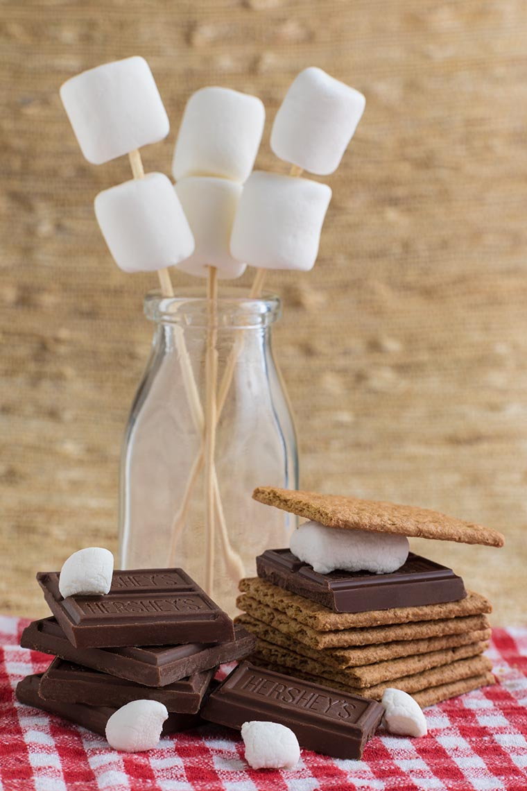 Get Ready to Make Smores