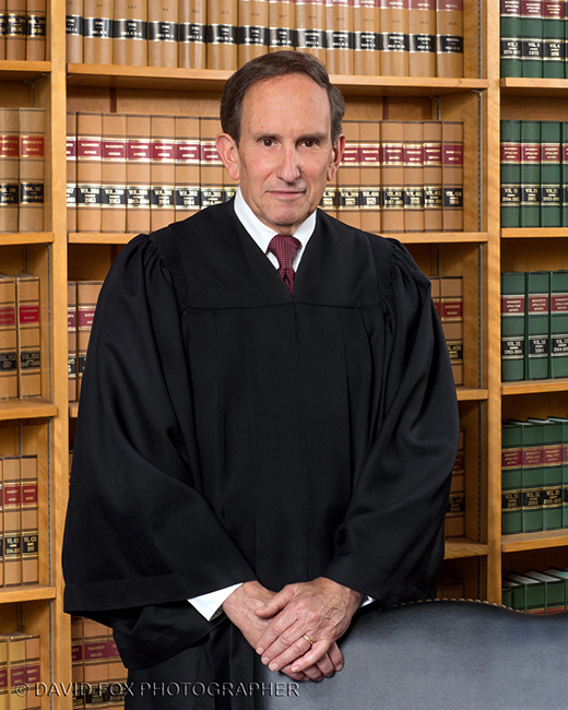Judge  Robert Greco of Framingham Court
