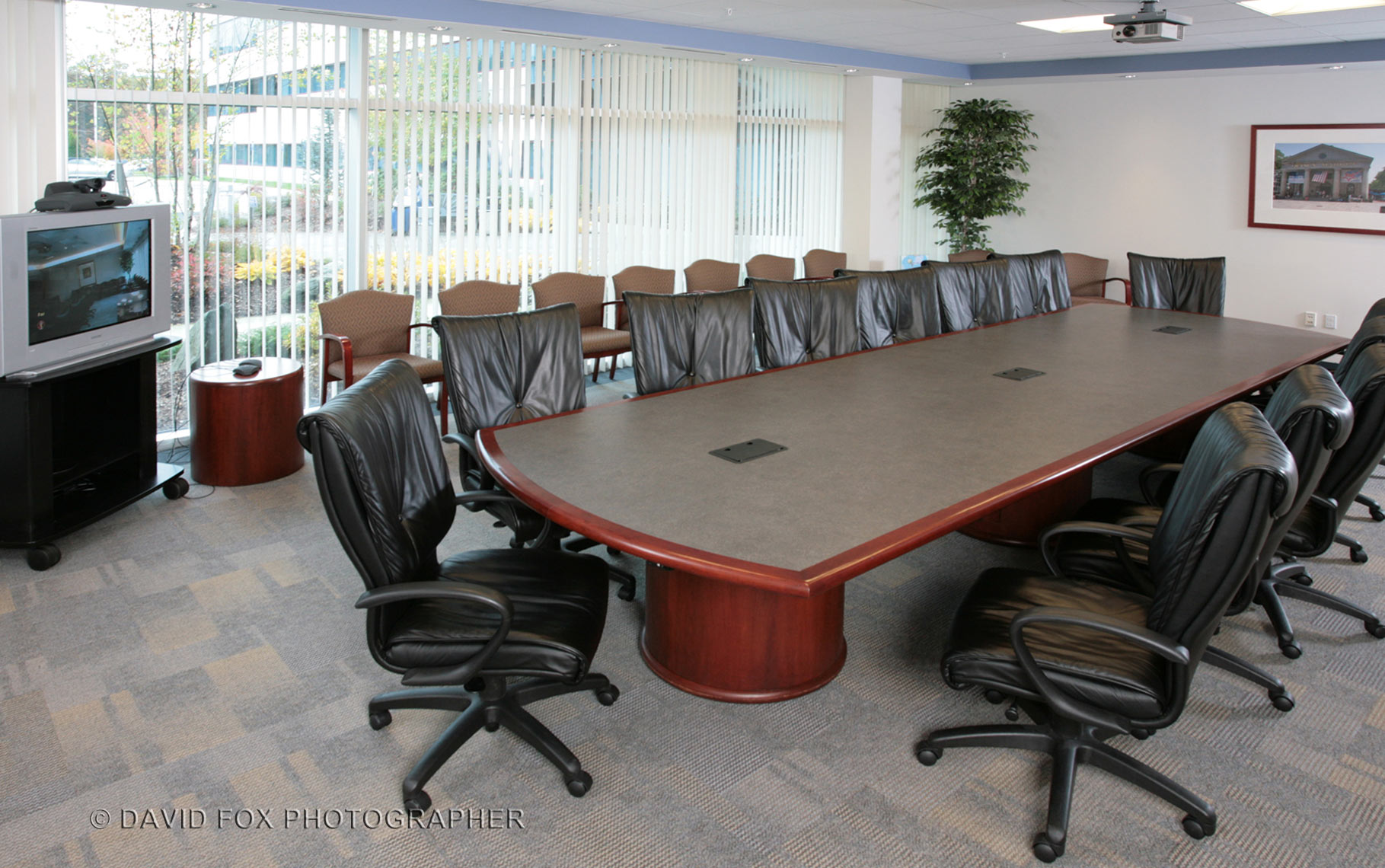 juniper Networks Conference Room Table