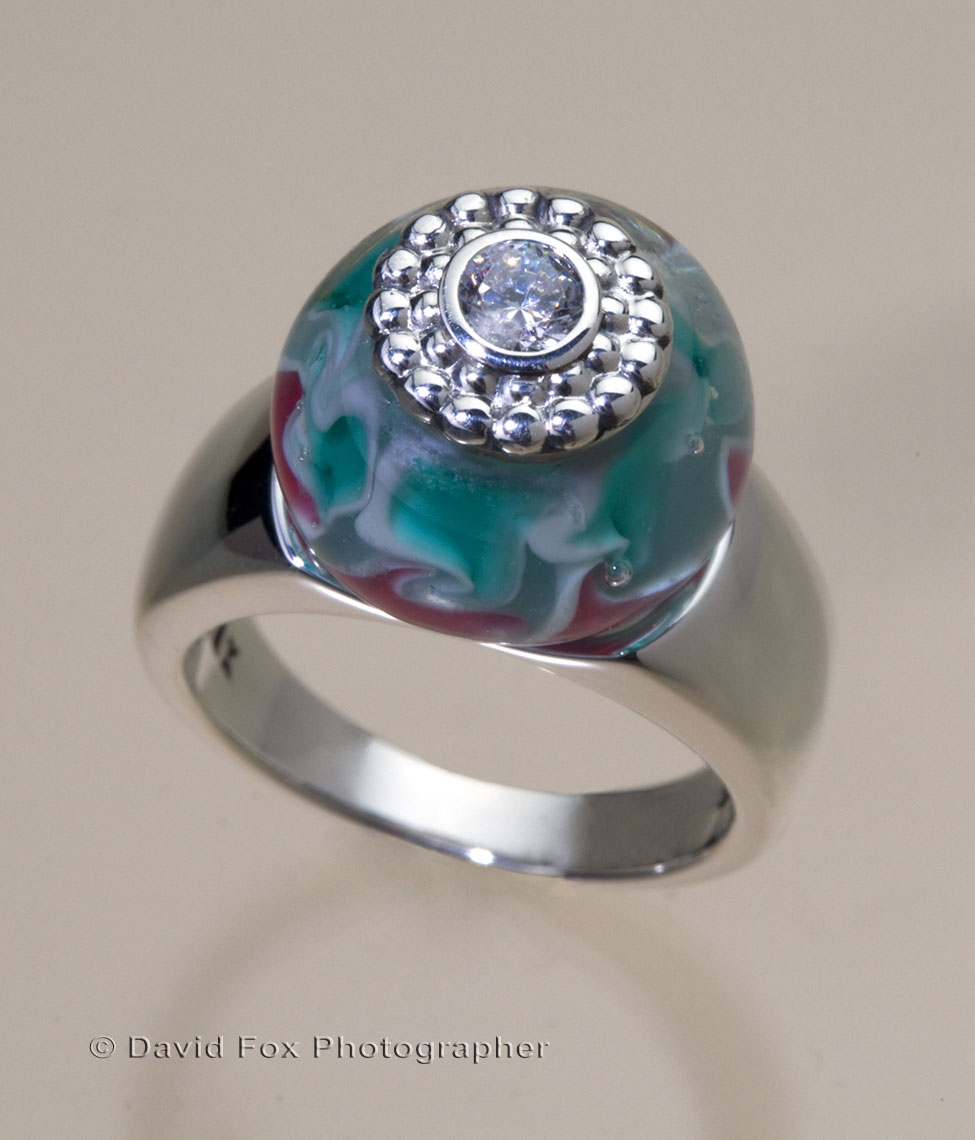 Ring Custom Jewelry Product Photography