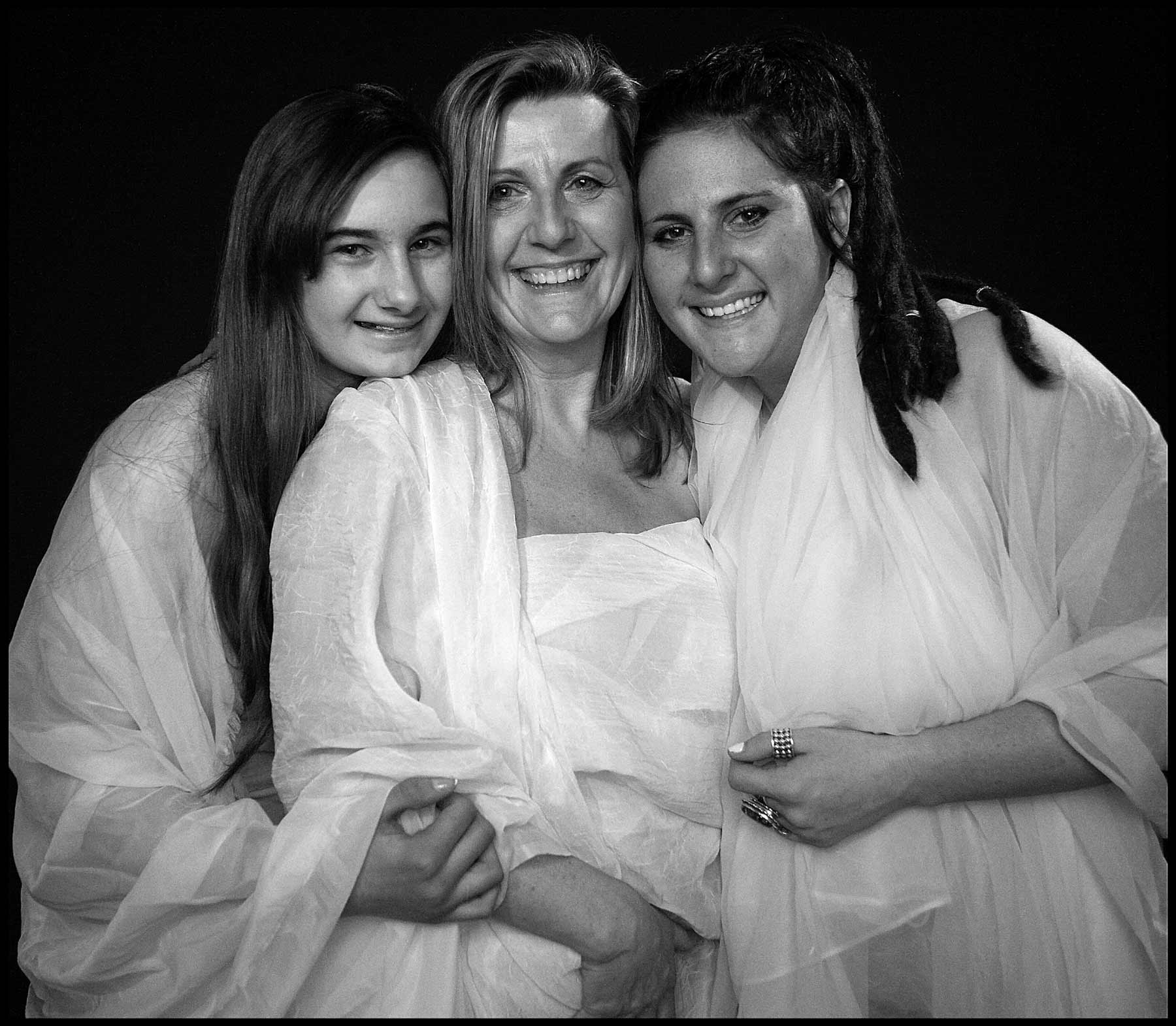 Survior Spirit Mother and Daughters
