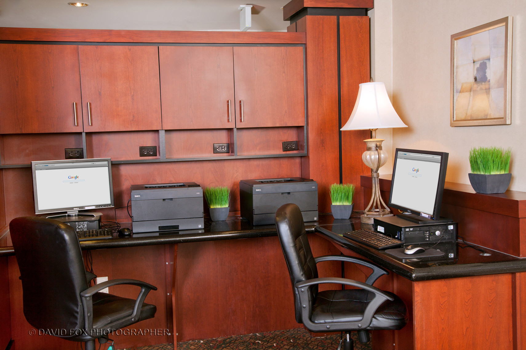 Convenience Business Center at Marriott Natick MA